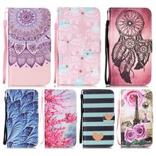 Plum Blossom Stand Leather Phone Case Cover fundas coque for Google Pixel / Pixel XL Cases With strap Card Holder For HTC 626 ZD