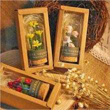 Small Gift Box Cosmetic Essential oil Bottle Lipstick Perfume Packaging Drawer Kraft Paper Boxes