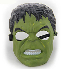 New Cosplay Delicated Hulk Mask Festival Party Halloween Masquerade Mask Type 2 --- Loveful