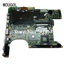 MOUGOL 434660-001 For HP DV9000 DV9500 DV9700 Laptop motherboard mainboard Discrete graphics 100% Tested Free Shipping