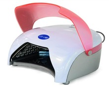 free shipping LED Nail Lamp Nail Dryer Gel Polish Curing Light with Bottom 30s/60s/90s