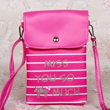 PU leather letter prints coin purses wallets kids mini money pouches phone bags bolsos mujer bolsas carteiras feminina for girls