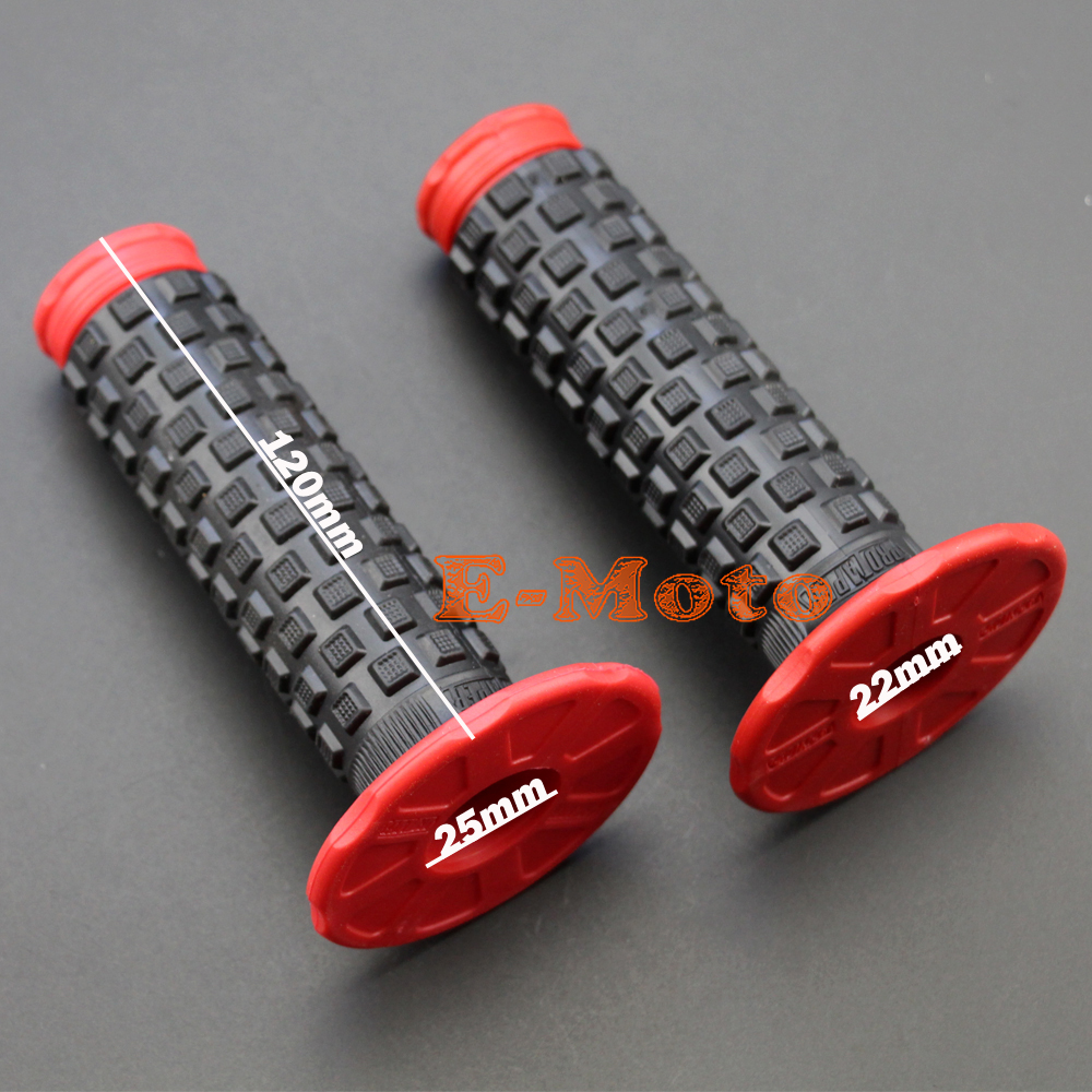 Pro Taper Motorcycle MX Dirtbike Offroad Clamp-On Pillow Top Grips All Colors