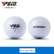 PGM New Golf Distance Balls Training Practice 42MM 0.5GHigh-Grade Two/three Layer  Ball Special Double Layer Ball Long Wholesale