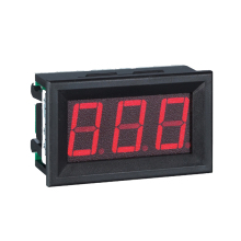 8ZNE2 mini digital DC voltage panel meter for welding machine working power supply DC 5V measuring DC 0-10V(China)