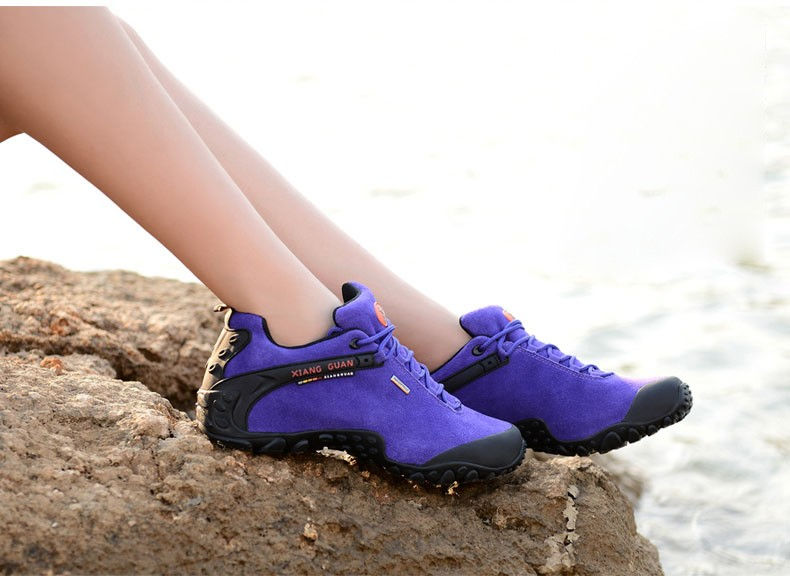 XIANG GUAN Winter Shoe Mens Sport Running Shoes Warm Outdoor Women Sneakers High Quality Zapatillas Waterproof Shoe81285 18