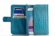 Outdoor Lady Strap Hand Card Wallet Leather Mobile Phone Cases Bags Pouch For LG G4 Stylus LS770,G Stylo (CDMA),G Vista 2