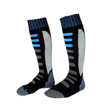 Winter Sports Skiing Socks High Quality New ProfessionalBreathable Thicken Road Bicycle Socks Outdoor Cycling Warmer Socks(China)