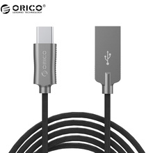 ORICO USB Type C Cable 3.1 USB Type-C Chager Data Cable USB C Mobile Phone Cable for Xiaomi OnePlus 2 Nexus 6P 5X ZUK Z1 Z2 MAC