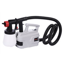 800W removable high voltage electric spray gun, nozzle adjustable spray machine, flow control paint,Electric spray gun(China)