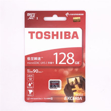 TOSHIBA Memory Card 128GB 64GB 32GB 16GB micro sd card Class10 UHS-1 U3 90MB/S flash card Memory Microsd for Smartphone/Tablet(China)