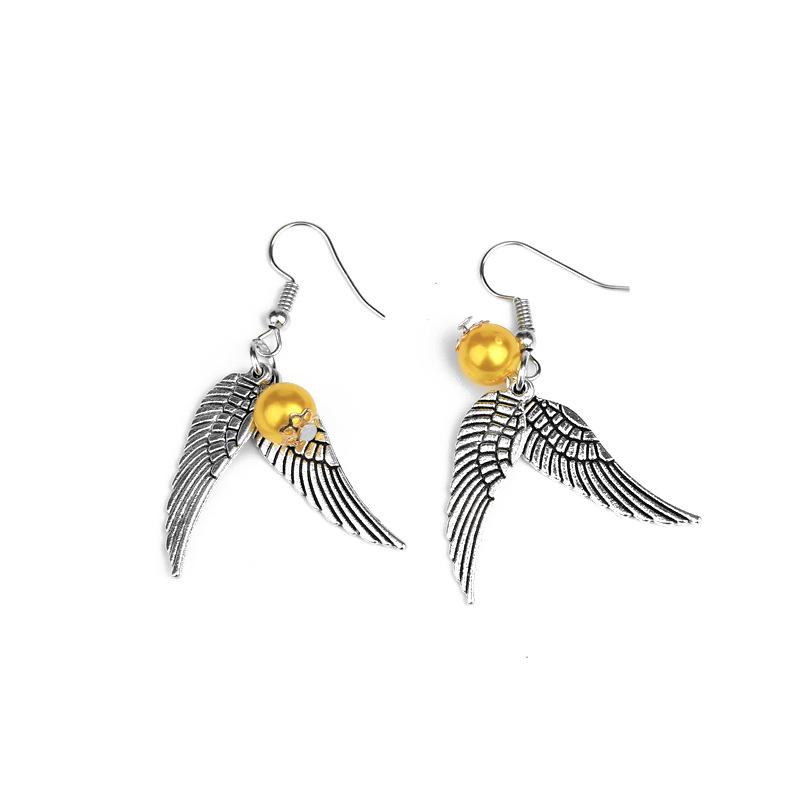 Harry Potter Snitch Earrings