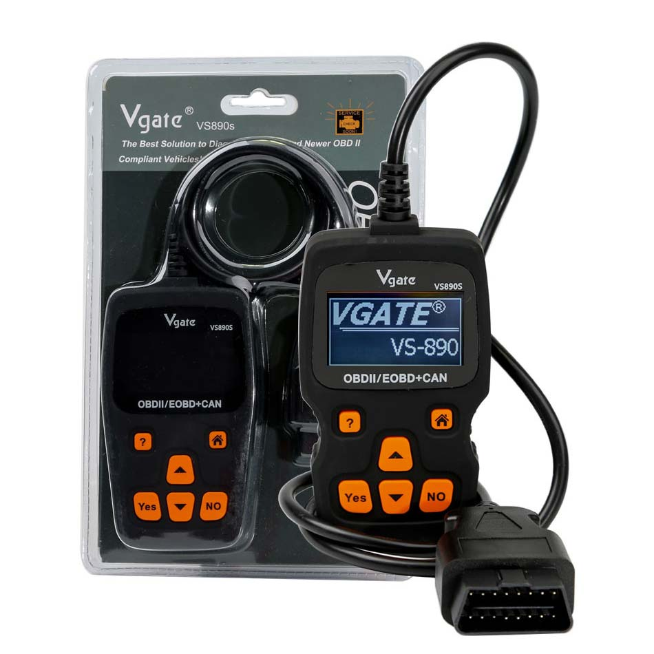 VS890S Car Code Reader Support Cars (4)
