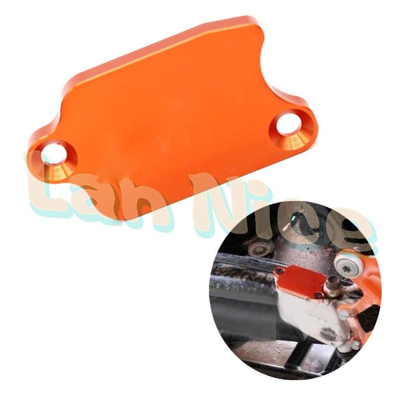 For KTM LC8 950 Adventure/R Super Enduro/SM SM-R 990 Main-Brake Cylinder Cover Orange<br><br>Aliexpress