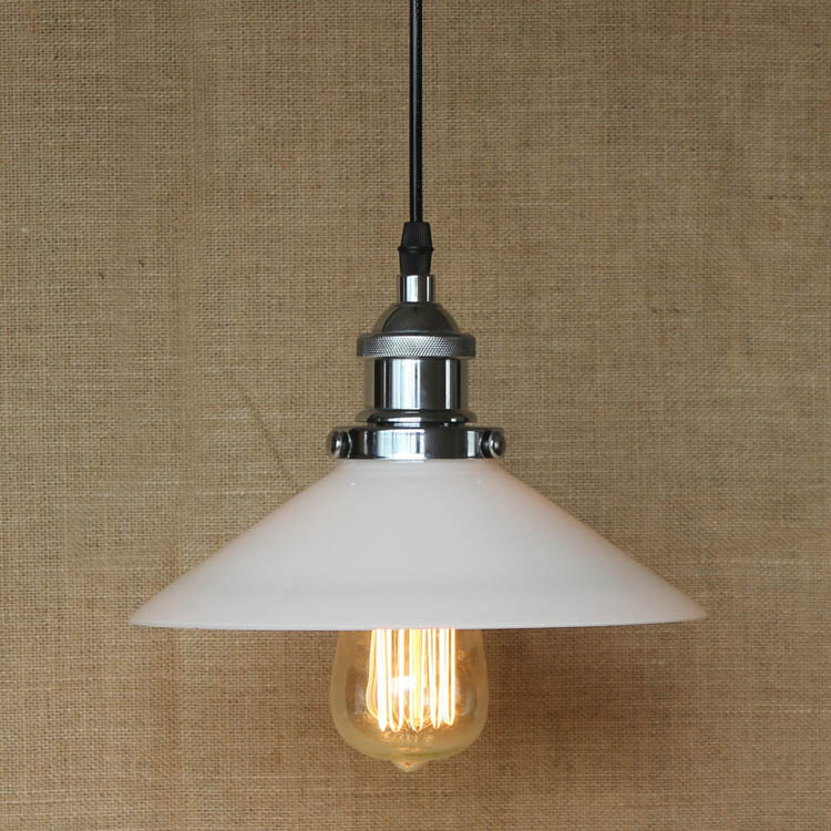 RH Loft Style American Rural Industrial Vintage Glass Pendant Light Retro Bar Cafe Restaurant Decoration Lamp  Free Shipping<br>