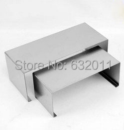 Stainless steel shop showing stand U shape shoe Bracket display rack shoes holder rack stand<br>