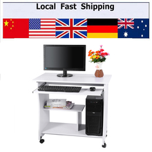 Computer PC Laptop Table Home Study Office Furniture Corner Desk Workstation New