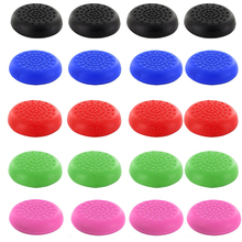 8pieces/lot Controller Analog Grips Thumbstick Cover For Sony Playstation 4 PS4 Controller PS2 PS3 Xbox 360 Xbox one Controller