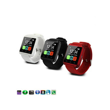 New Arrived Bluetooth And Cheap Android Smart Watch U8 Smartwatch For  Phone And Supporting  U8 Cheap Smart Watch