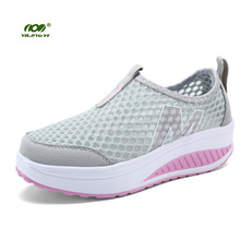 Women Running Shoes Light Super Breathable Athletic Shoes Mesh Upper and Rubber Outdoor Brand Sport Shoes Sneakers XZ0096