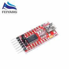 FT232RL FT232 USB TO TTL 5V 3.3V Download Cable Serial Adapter Module Arduino 232 - Feiyang electronics store