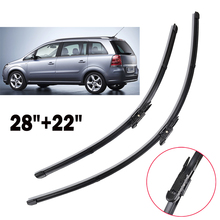 Misima Windshield Windscreen Wiper Blades For 2006-2014 Opel Zafira B Front Window Wiper Blade 2007 2008 2009 2010 2011 2012(China)