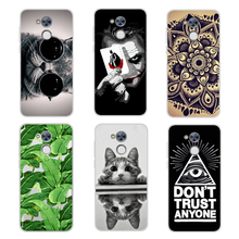 "Soft TPU Cover For Huawei Honor 6A Case 5.0"" Painting Soft Silicone Cover Case For Huawei Honor 6A Phone Cases Fundas Protective"