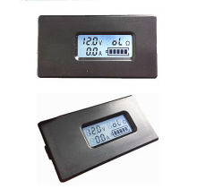 Lithium Li-ion battery tester LCD meter Voltage Current Capacity meter 18650 26650 Voltmeter ammeter