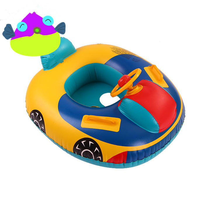 INS Inflatable Raft baby Swimming swim ring Yacht Motor car boat Game Float toys kids child Summer Water giant pool tube(China (Mainland))