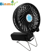 Binmer New Shocking Show Portable Handheld Mini Air Conditioner Cooler Fan Battery