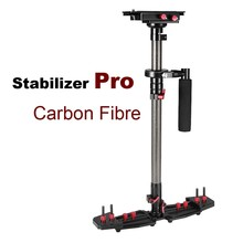 Buy Professional Carbon Fiber Video Steadicam Handheld Stabilizer Canon Nikon Sony DSLR Camera Camcorder Stabilizing System for $188.90 in AliExpress store