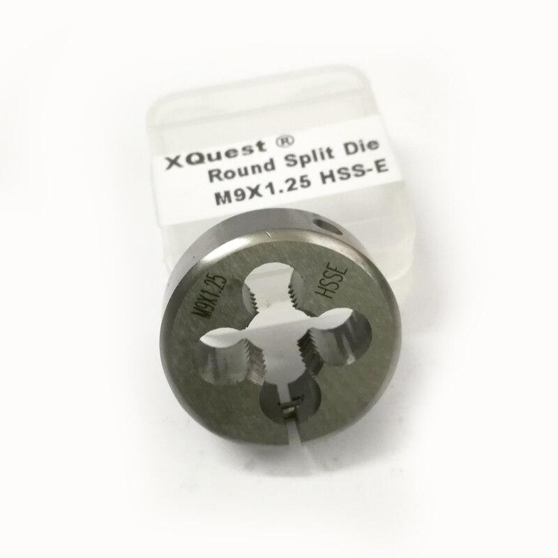 M14x1.25mm Filetage Métrique Die Filière Outils Tour Modèle Ingénieur Fabricant