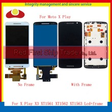"5.5"" For Motorola MOTO X Play X3 XT1561 XT1562 XT1563 Full Lcd Display Touch Screen Digitizer Assembly Complete With Frame"