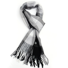2016 new European counter all-match brushed cashmere men winter scarf warm Metrosexual napped scarf Shawl for Male of business