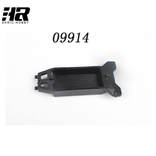 09914 Dustproof receiver box Suitable for RC car 1/10 SST model car accessories Free shipping(China)