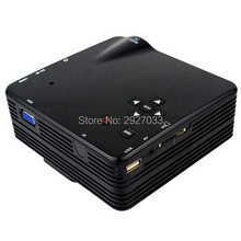 Mini Home Cinema Theater 1080P HD Multimedia USB LED Projector AV TV HDMI ZH(China)