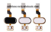 For Meizu M3s Mini Fingerprint Home Button Flex cable replacement Parts