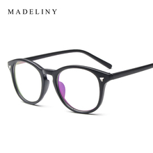 2016 New Fashion Vintage Cat Eye Glasses Frame Men Women Myopia Eyeglasses jacobs Fashion Optical Frame Plain MA001