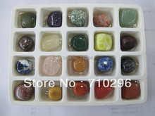 wholesale mixed lot Natural stone pendants Sodalite rose Pink quartz crystal red agat e fit  jewelry  DIY 60 pcs/lot