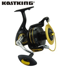 [Close Out]KastKing Amazing 4.2:1 13KG Max Drag Power Spinning Reel 10 Ball Bearings CNC Aluminum Spool Saltwater Fishing Reel(China)