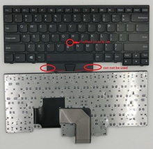 SSEA New US laptop Keyboard For IBM Lenovo E330 E335 E430 E430c E435 Keyboard Trackpoint can not be used Free Shipping