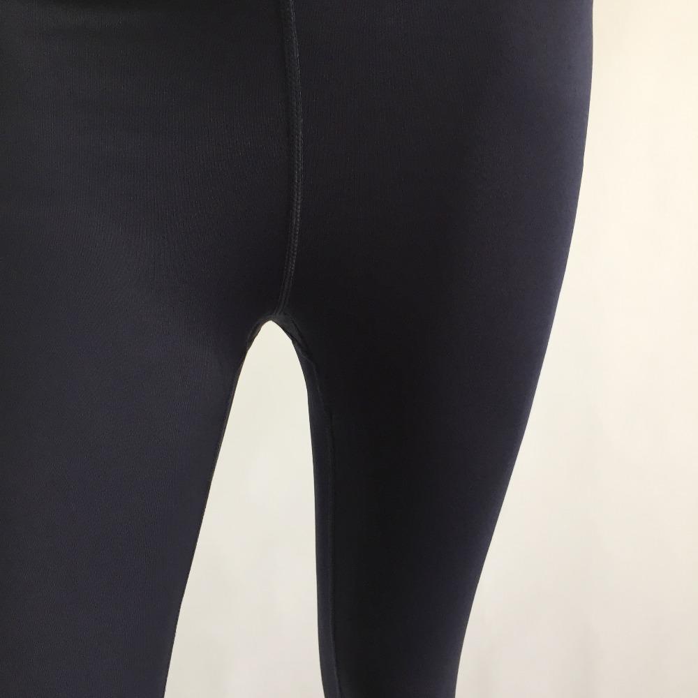 New Women Push-up Sporting Leggings Black Fashion Net Hollow Elastic Skinny Fitness Leggings Sporting Clothing For Women 22