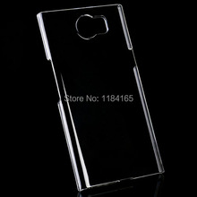 Ultra-thin Plastic Hard Back Case for BlackBerry Priv / 5.4 inch Super Slim Naked Clear Cover