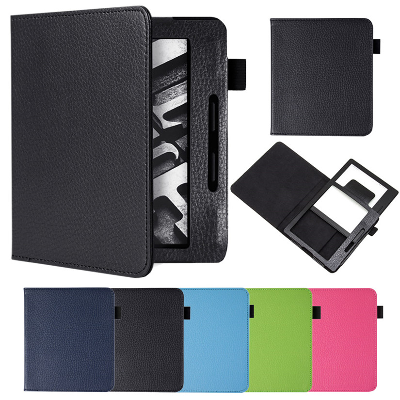 Drop shippingSimple Stone  Smart Ultra Slim Magnetic Case Cover For kindle Oasis 0919 mosunx<br><br>Aliexpress
