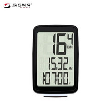 SIGMA PURE1 Waterproof Bicycle Speedometer Road Bike Computer Mountain Bike Wired Odometer Cycling Odograph