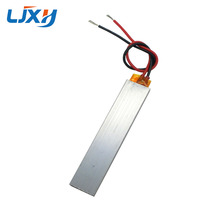 Buy LJXH 2PCS Constant Temperature PTC Heating Element Thermostat Heater Plate 100x21x5mm AC12V 65/120/220 Degrees 30/50/100W for $9.03 in AliExpress store