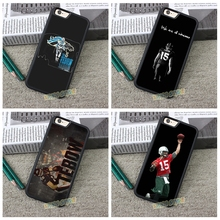 Tim Tebow Destiny fashion original cell phone case for iphone 4 4S 5 5S 5C SE 6 plus 6s plus 7 7 plus #Z09