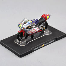 1/18 Scale VALENTINO ROSSI Aprilia RS 12 46# World Champion 1997 Motorcycle Model Kids Gift Collection Gifts