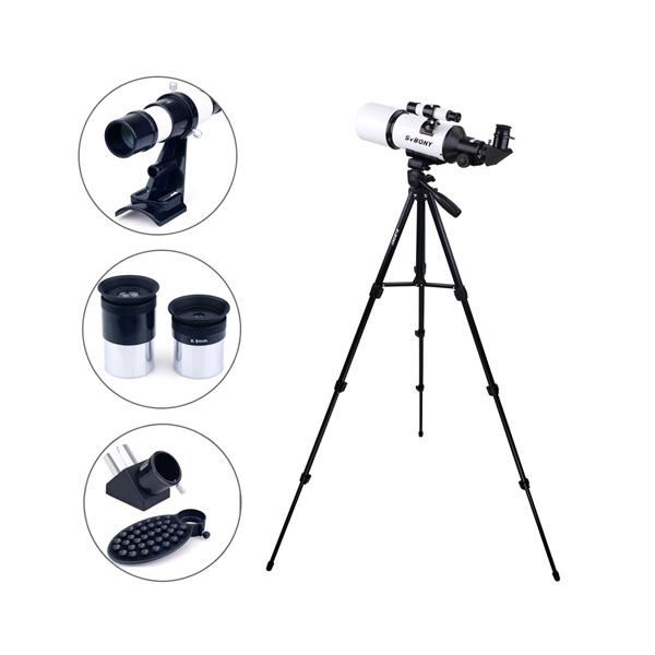 SVBONY 80mm Refractor Telescope Fully Coated Glass Optical 54 (20)