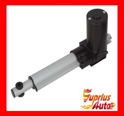 22 (550mm) stroke length, 12 / 24V DC linear actuator 1320 lb / 6000N / 600KGS load motor linear actuator<br>